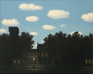 The Empire of Light, Rene Magritte