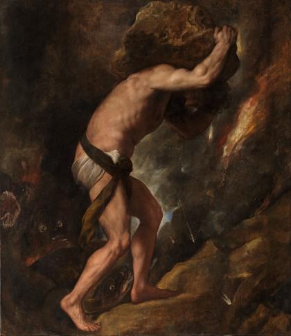 Titian, Sisyphus
